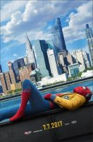 Spider-Man: Homecoming Movie Poster (2017)