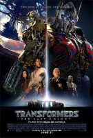 Transformers: The Last Knight Movie Poster (2017)
