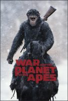 War for the Planet of the Apes Movie Poster (2017)