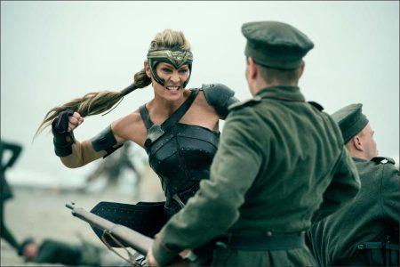 Wonder Woman (2017)