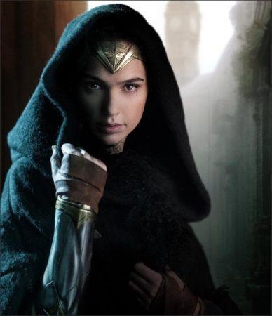 Wonder Woman (2017) - Gal Gadot