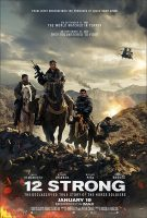 12 Strong Movie Poster (2018)