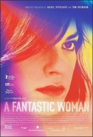 A Fantastic Woman - Una Mujer Fantástica Movie Poster (2018)