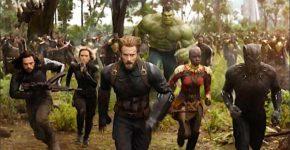 Avengers: Infinity War Part I (2018)