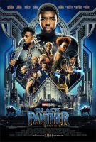 Black Panther Movie Poster (2018)