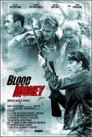 Blood Money Movie Poster (2017)