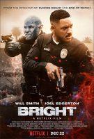 Bright Movie Poster (2017)