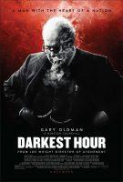 Darkest Hour Movie Poster (2018)