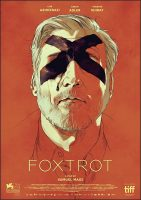 Foxtrot Movie Poster (2018)