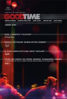 Good Time Movie Poster (2017)