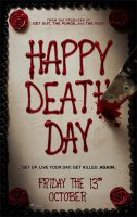 Happy Death Day Movie Poster (2017)