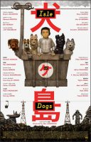 Isle of Dogs Movie Poster (2018)