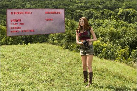 Jumanji: Welcome to the Jungle (2017) - Karen Gillan