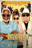 Just Getting Started Movie Poster (2017)