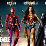 Justice League Movie Trailer (2017)