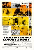 Logan Lucky Movie Poster (2017)