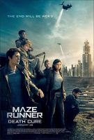 Maze Runner: The Death Cure Movie Poster (2018)