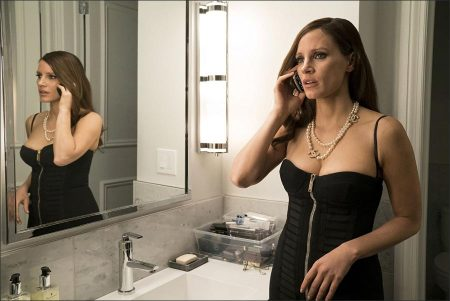 Molly's Game (2017) - Jessica Chastain