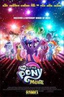 My Little Pony: The Movie Poster (2017)