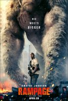 Rampage Movie Poster (2018)