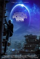 Ready Player One Movie Poster (2018)