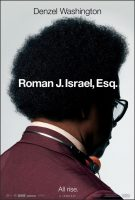 Roman J Israel, Esq. Movie Poster (2017)