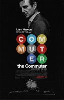 The Commuter Movie Poster (2018)