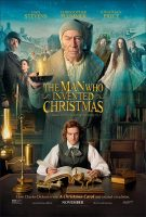 The Man Who Invented Christmas Movie Poster (2017)