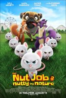 The Nut Job 2: Nutty by Nature Movie Poster (2017)