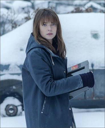 The Snowmanr (2017) - Nebecca Ferguson