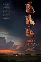 Three Billboards Outside Ebbing, Missouri Movie Poster (2017)