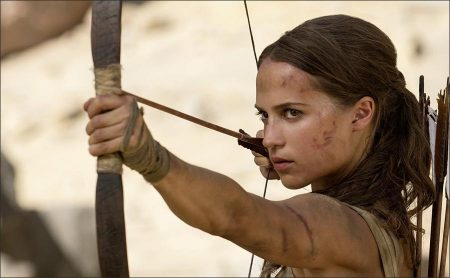 Tomb Raider (2018) - Alicia Vikander