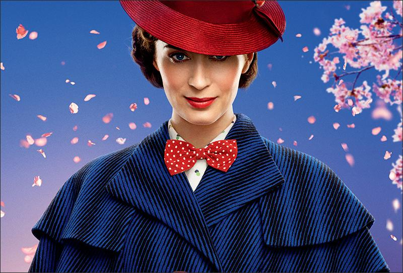 Mary Poppins Returns Movie Production Notes 2018 2020 Movies Guide